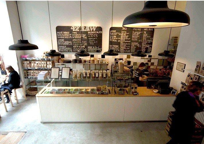 12 Kopenhagen 42 RAW  - gesunde Küche - Selbstbedienung