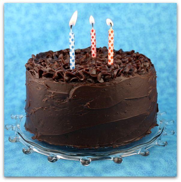 Chocolate Cake kiana wants for birthday