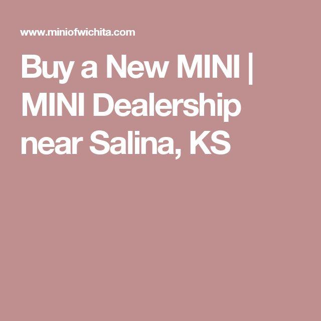 Buy a New MINI | MINI Dealership near Salina, KS