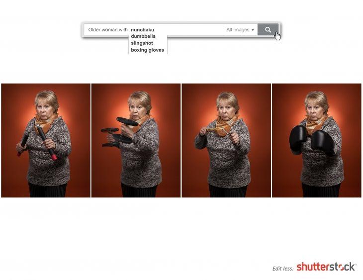 Shutterstock'tan Detaylı Görsel Arşivi