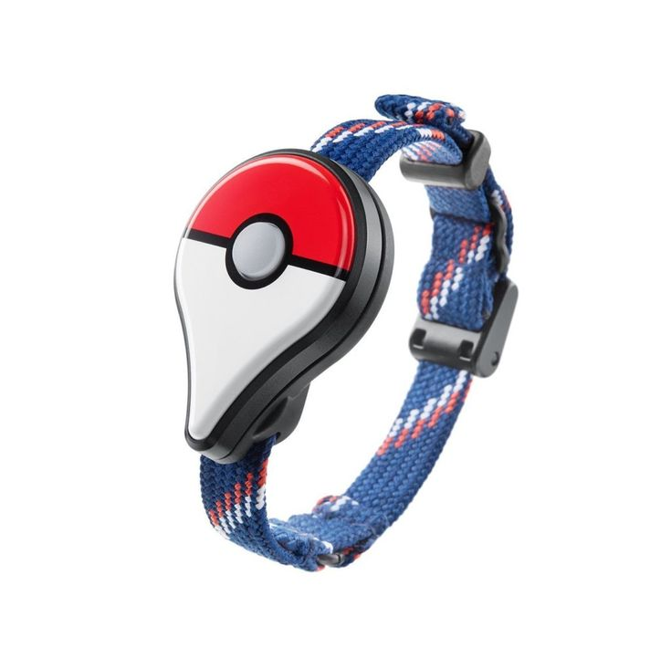 Pokemon Go Plus Bracelet. Grab yours at http://amzn.to/2f8ld8k