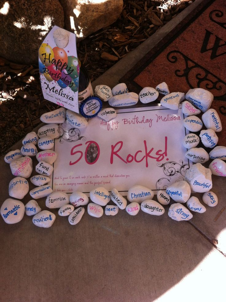 50 Rocks Painted Rocks With Descriptive Words To