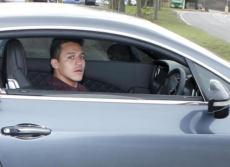 Alexis Sanchez Out Of Arsenal Team Hotel After Dramatic Development In Trabsfer Saga
