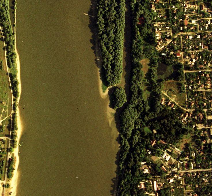 Dunai Szigetek: Mekkora vízállásnál lesz Gödnek két szigete?
