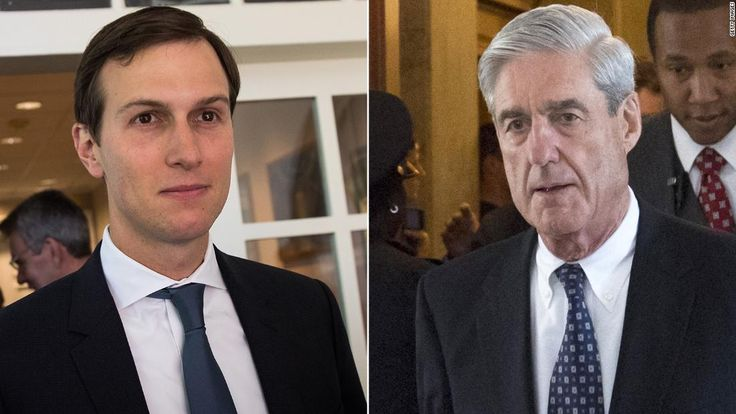 Mueller's interest in Kushner has grown to include his efforts to secure financing for his company from foreign investors during the presidential transition