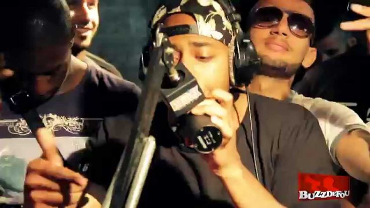 SULTAN - FREESTYLE FEAT CROMA, IXZO & POP [LIVE SKYROCK]