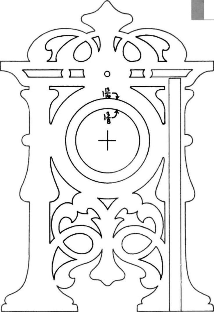 Схема этих часов была восстановлена с фотографий, найденных в сети.
