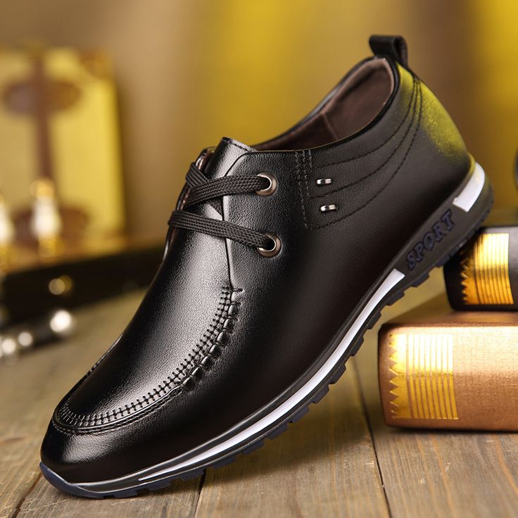 ==> [Free Shipping] Buy Best 2017 Hot Sale Men Dress Shoes Fashion Business Oxford Shoes For Men Loafers Men Leather Shoes Online with LOWEST Price | 32791862845