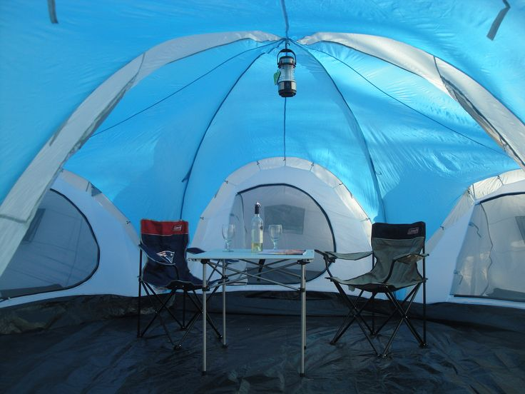 Rockport  Room Large Family Camping Tent