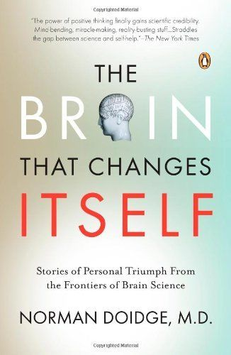 4. The Brain That Changes Itself: Stories of Personal Triumph from the Frontiers of Brain Science (Null) by Norman Doidge, http://www.amazon.com/dp/0143113100/ref=cm_sw_r_pi_dp_uJZQpb1900NQN.  Number four on the must read neuroscience list and this is where I fell in love the science of understanding how our brains work.  The insight, hope and ideas generated by this book will change the way you think about what happens in your head.
