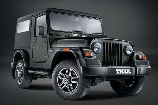 2020 Mahindra Thar Jeep Mahindra Thar Jeep Mahindra Thar