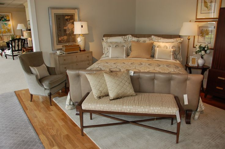 Eldredge Furniture In Salt Lake City Utah Shared This Picture Of The Calla Bed By Mariette