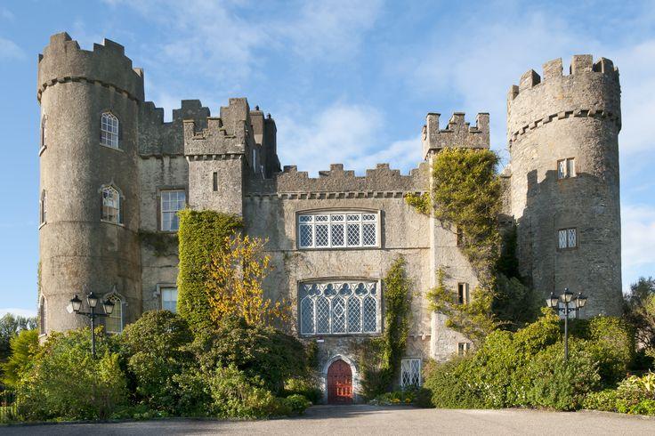 #malahidecastle #castles #ireland