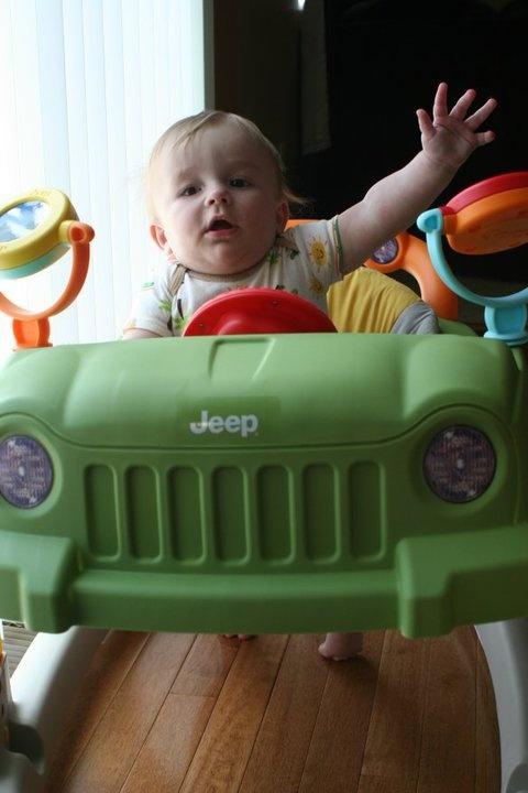 Jeep Wave!