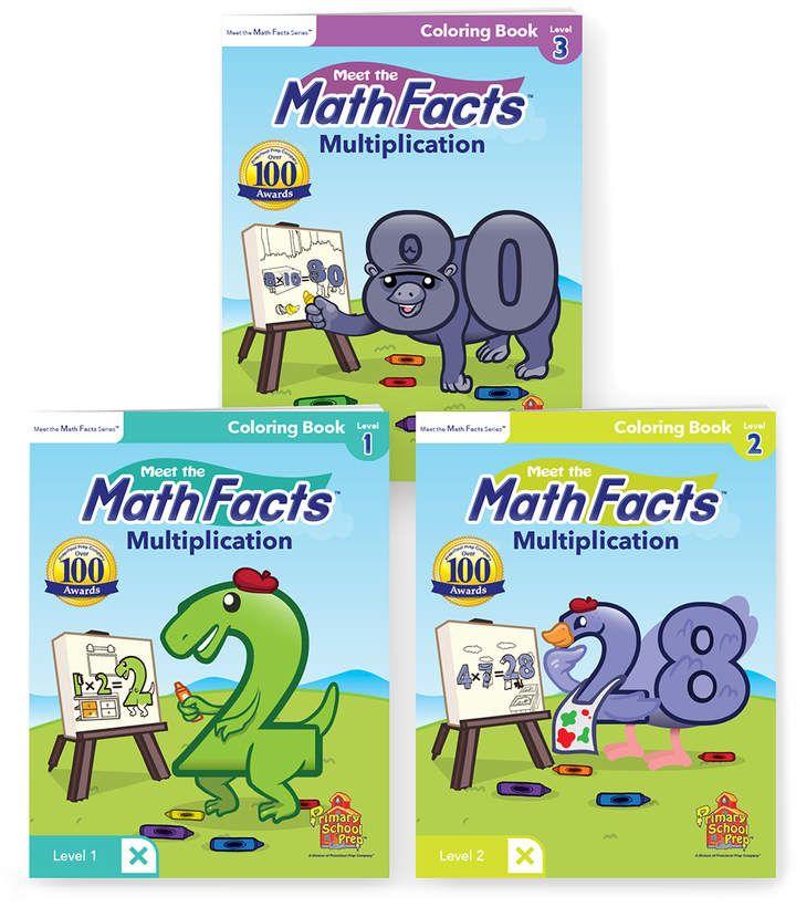 Preschool prep multiplication info