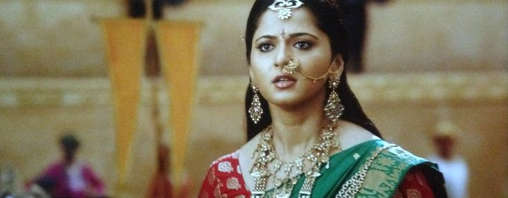 Anushka Shetty in bahubali 2 The conclusion