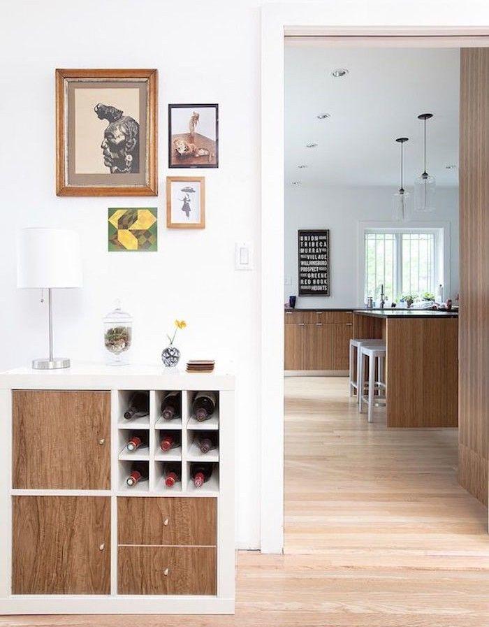 As 25 melhores ideias de ikea storage shelves no pinterest for Porte kallax