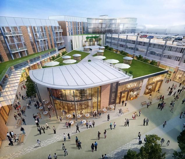 Maidenhead Council rejects Urban Edge's £150m regeneration scheme | News | Architects Journal