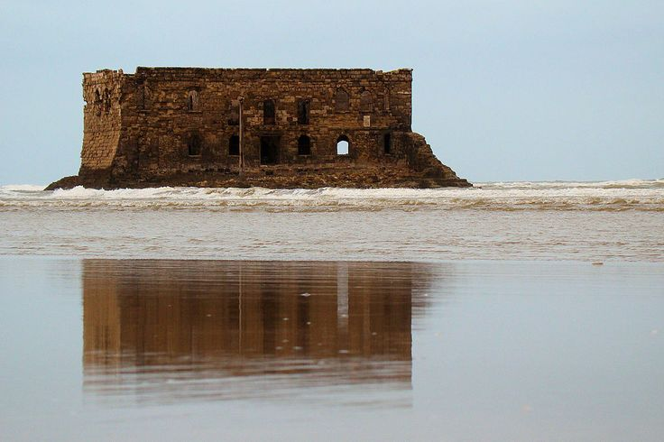 Casa Mar Fortress in Tarfaya