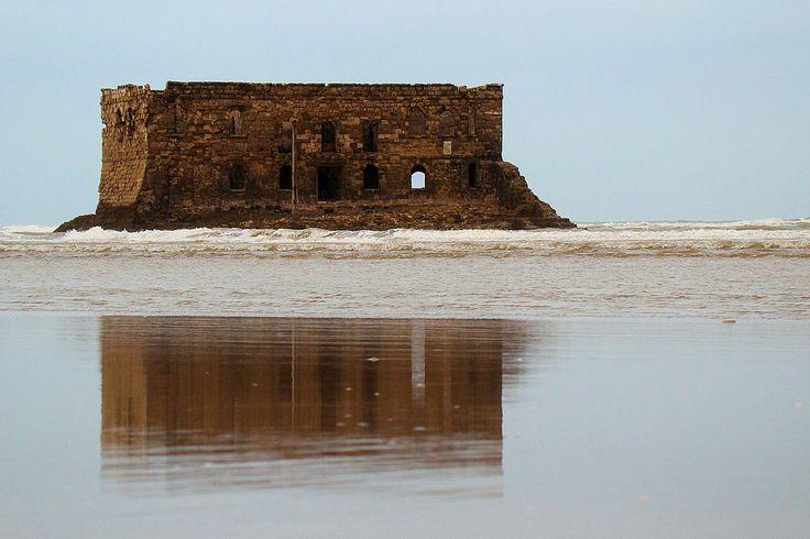 Casa Mar Fortress in Tarfaya