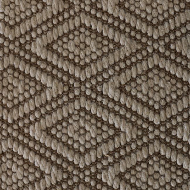 Weave Made From Wool And Sisal Boasting A Striking Diamond Pattern Available In 5 Beautiful Neutrals This Is Perfect For Custom Sized Area Rugs