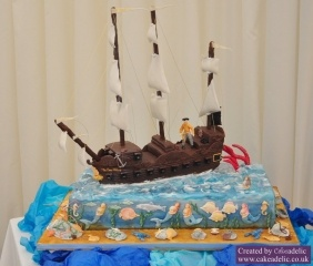 55 best Pirate Wedding images on Pinterest