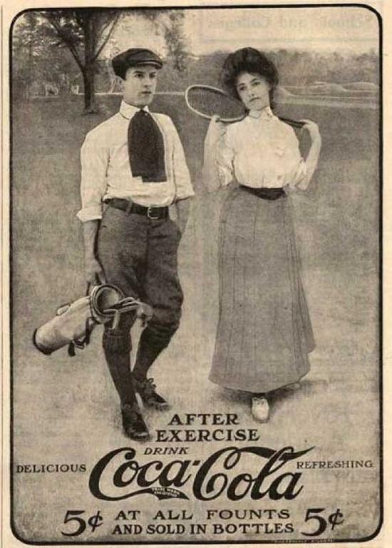 #CocaCola #Vintage #Advertising