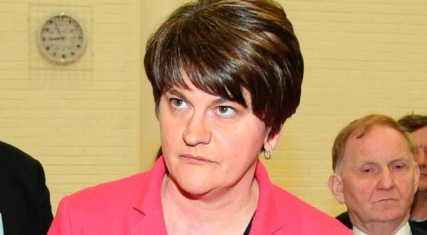 Arlene Foster criticize Irish Prime Minister for being 'reckless' over Brexit