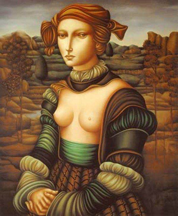Artodyssey: Carmen Aldunate