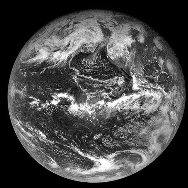 """nasa """"Of all celestial bodies within reach or view, as far as we can see, out to the edge, the most wonderful and marvelous and mysterious is turning out to be our own planet Earth. There is nothing to match it anywhere, not yet anyway."""" —Lewis Thomas  This image was taken by NavCam 1 on September 22, 2017, as our OSIRIS-REx—Origins, Spectral Interpretation, Resource Identification, and Security–Regolith Explorer—spacecraftcompleted an Earth gravity-assist maneuver—flying close enough to…"""
