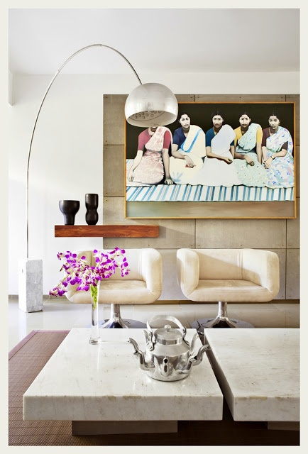 An Indian Summer: Architectural Digest in India