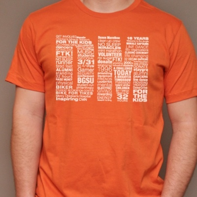 Finally a shirt that expresses everything we love about DM! 50% of all sales goes back to the kids. United We Dance!