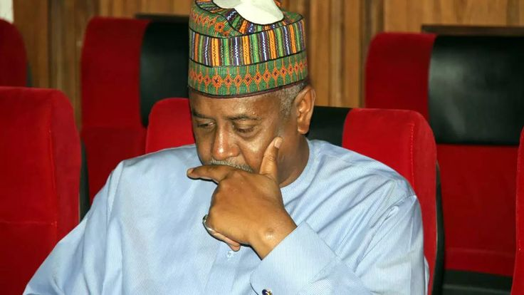 BREAKING NEWS: Dasuki in another phase    Former National Security Adviser (NSA) Sambo Dasuki has been granted a slight repreive today as the court case against him has been adjourned. The trial of the former (NSA) Sambo Dasuki and others for a N13.5billion money laundering charge has been adjourned to October 5th.  The trial was adjourned to the October 5th giving Sambo Dasuki a reprieve of about two months. The trial could not go on today following the commencement of the yearly vacation…