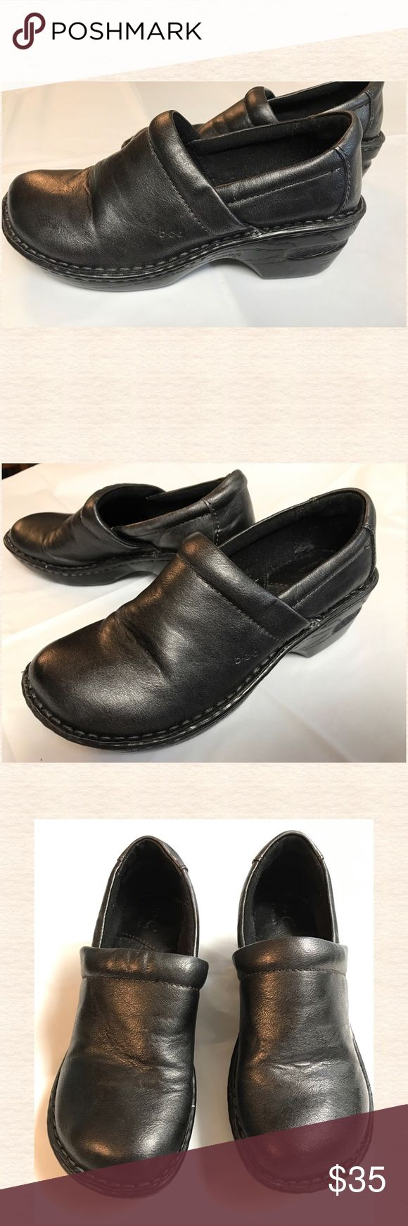 b.o.c Women's Clogs This slip-on clog is perfect for everyday wear. -Contoured heel -Lightweight outsole b.o.c. Shoes Mules & Clogs