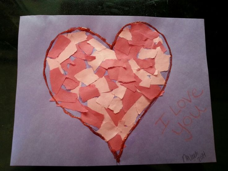 Kids Valentines Craft