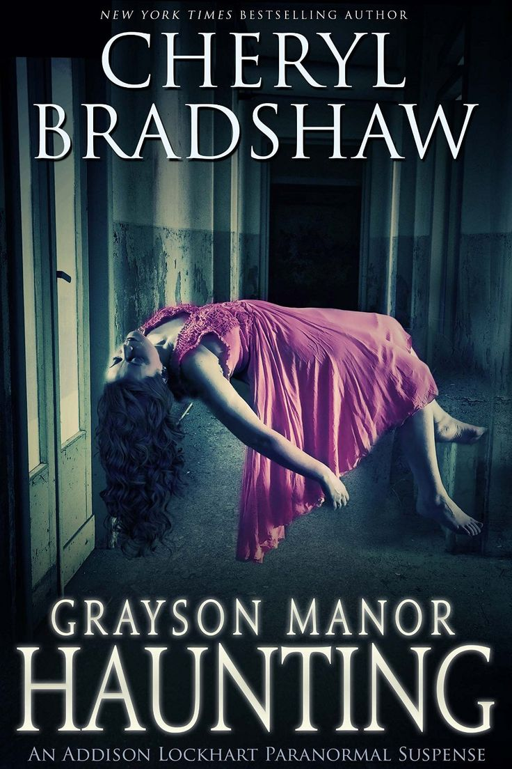 Looking For A Good Book For Halloween? Try Grayson Manor Haunting By New  York Times