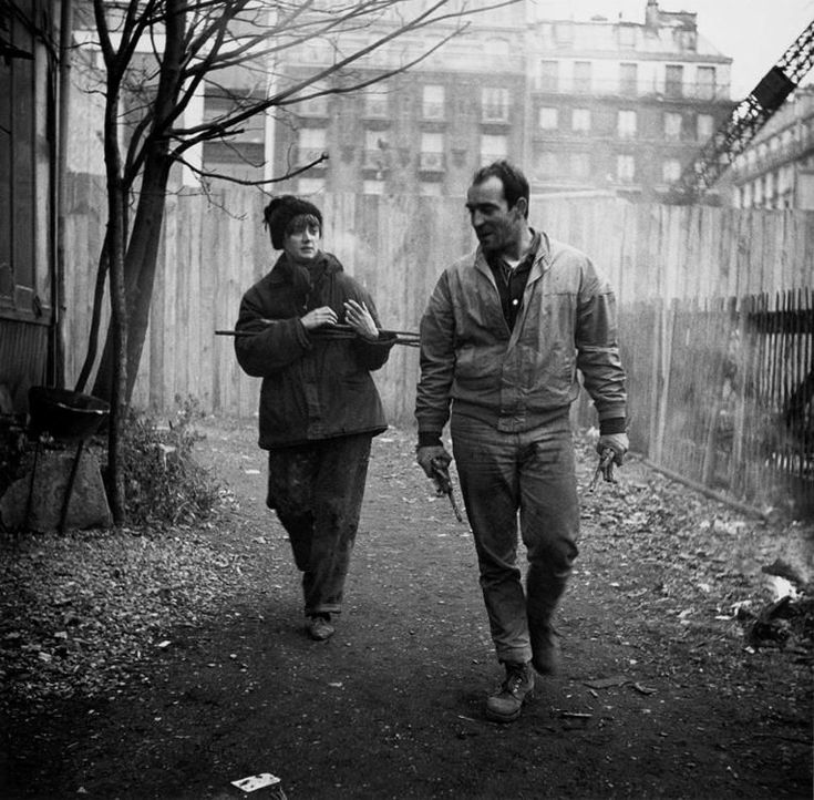 Niki de Saint Phalle and Jean Tinguely, 1960s