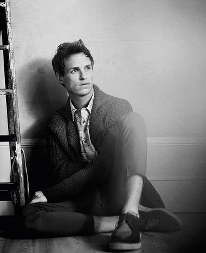 Eddie Redmayne on fashion, freckles and his modelling sideline - Telegraph  Photo: Boo George