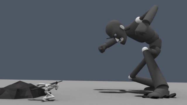 animation practice software : blender