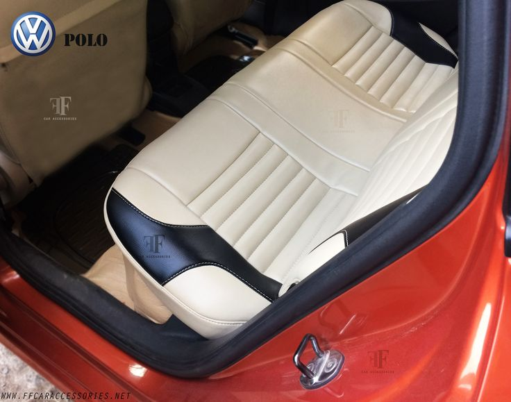 Automotive Interior On Volkswagen Polo Car Seat CoversCar