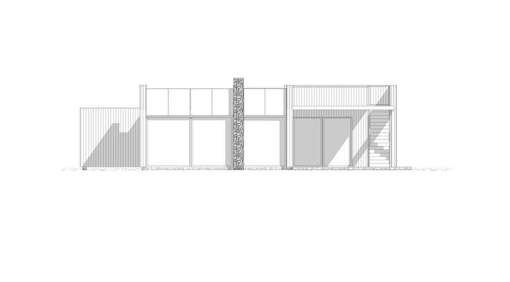 Fasade Oasen - et kataloghus fra Norgeshus.
