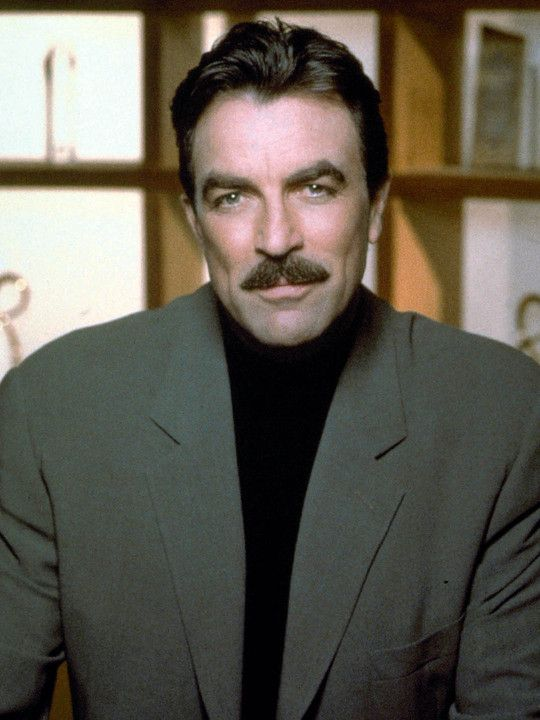 Tom Selleck as Jack McLaren on The Closer.