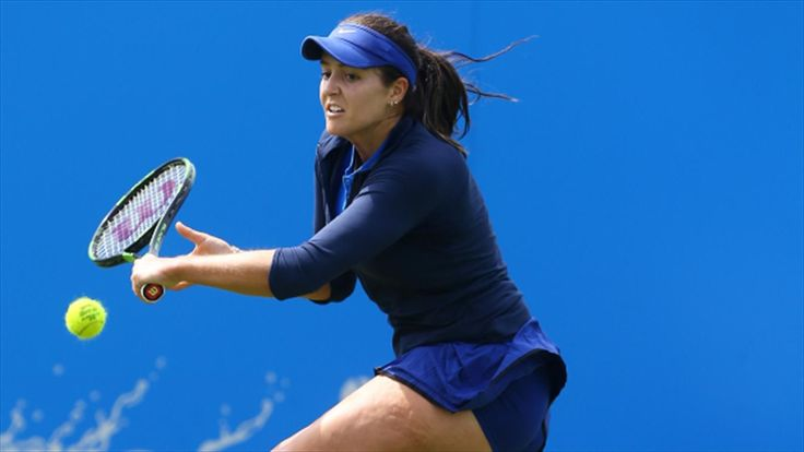 Laura Robson has positive fitness update ahead of Wimbledon