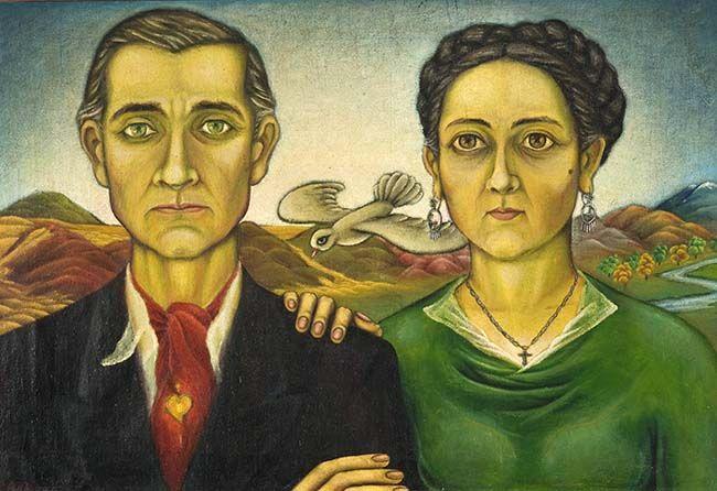 Retrato de mis padres / Julio Aciares