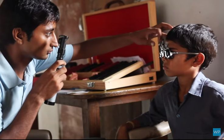 """1 Good Reason you should watch this video from @WarbyParkerEyewear - They explain why glasses are one of the most effective poverty alleviation tools in the world and why they want everyone who needs a pair to have them. Go to """"Visit Site"""" to SEE GOOD BUSINESS."""