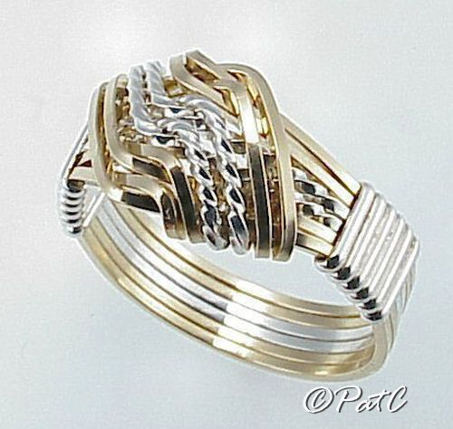 810 best Rings wire - Δακτυλιδια συρματερα images on Pinterest ...
