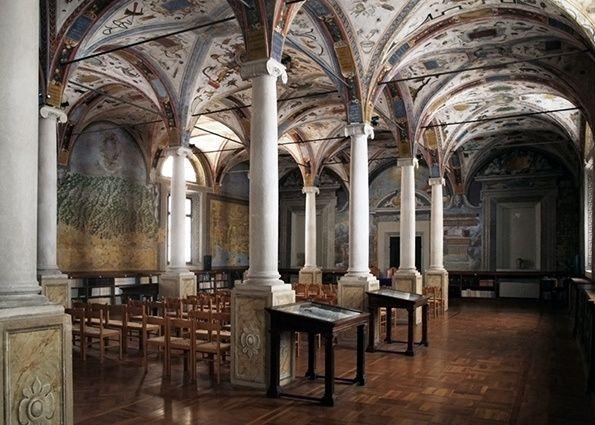 Monastery of San Giovanni in Parma, Italy | giulio ghirardi photo series