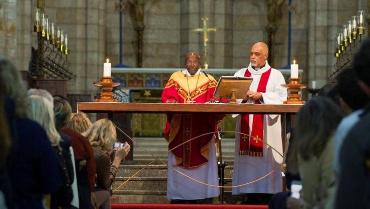 Afrique du Sud Desmond Tutu relance le débat sur le suicide assisté - RFI