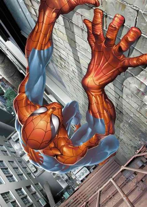 #Ultimate #Spiderman #Fan #Art. (Ultimate Spider-Man Omnibus : Vol. 1) By: Brian Michael Bendis. (NO TEXT!) (THE * 5 * STÅR * ÅWARD * OF: * AW YEAH, IT'S MAJOR ÅWESOMENESS!!!™)[THANK Ü 4 PINNING!!!<·><]<©>ÅÅÅ+