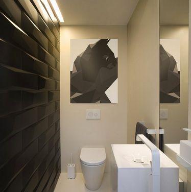 Туалет тоже может быть уютным!
